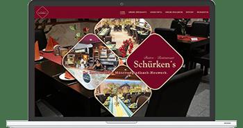 Projekt Restaurant Schürkens