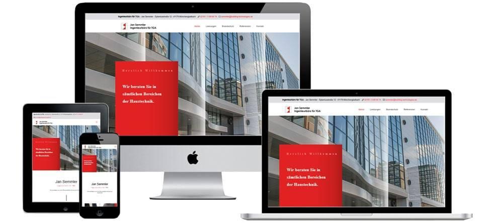 Referenz Webdesign Heinsberg