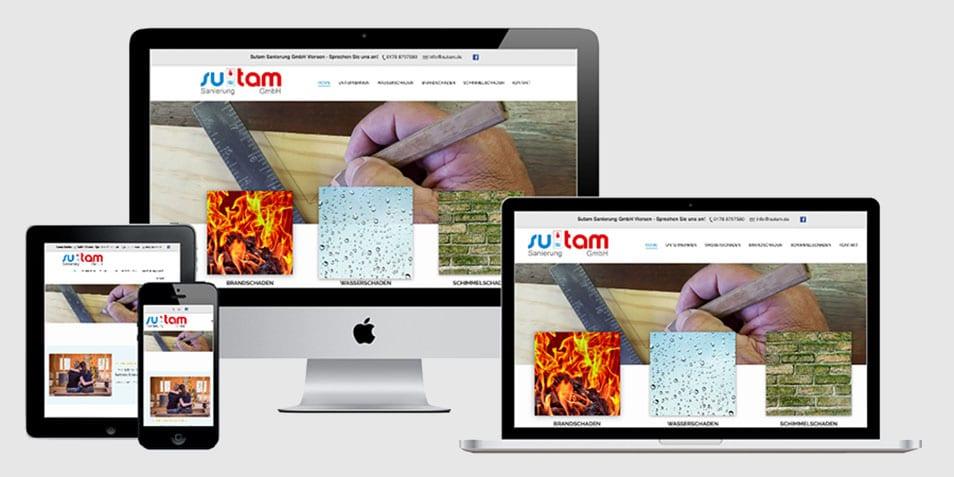 Referenz Sutam Sanierung GmbH
